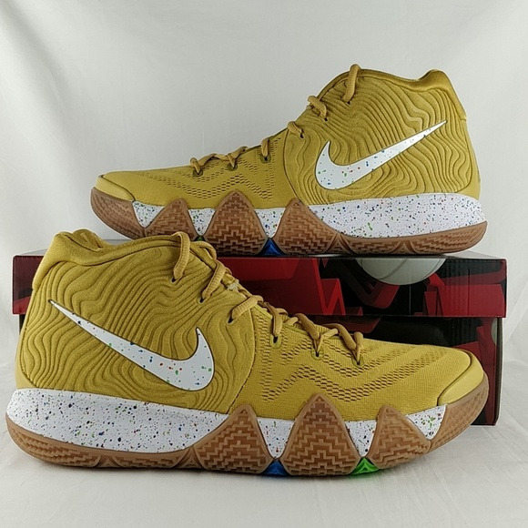brand new 8781a 0cd0a Nike Kyrie 4 CTC Cinnamon Toast Crunch Men Size 12